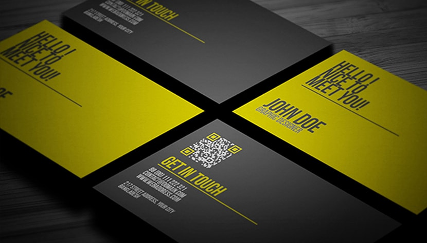Business Card Template Online Free
